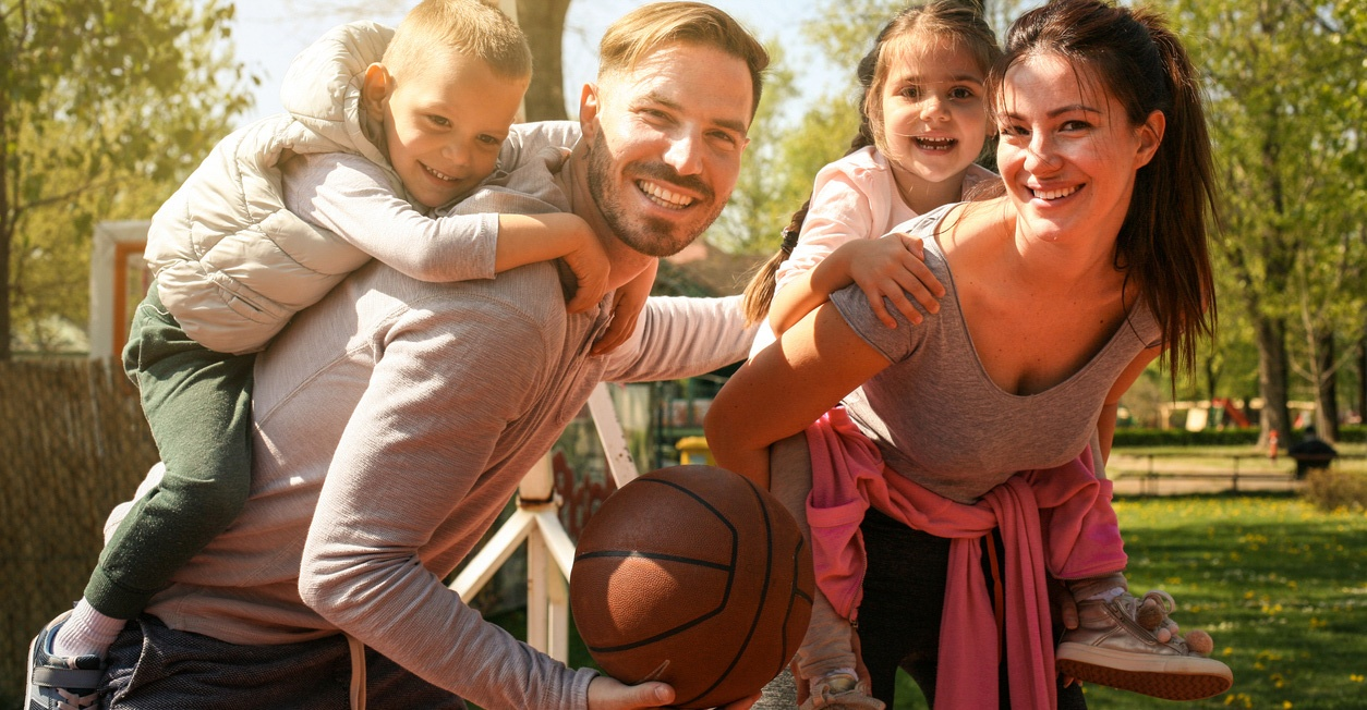 simple, fun basketball games for kids